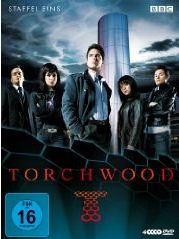 Torchwood DVD-Box